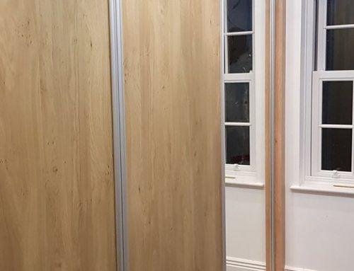 Another Lovely Sliding Wardrobe Fitted